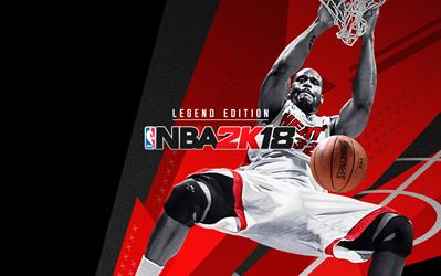 NBA 2K18 Legend Edition