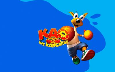 Kao the Kangaroo: Round 2 cover