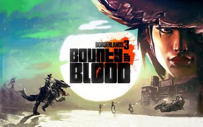Borderlands 3: Bounty of Blood (Epic) cover