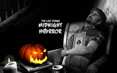 The Last Crown Midnight Horror cover