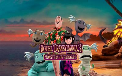 Hotel Transylvania 3: Monsters Overboard cover