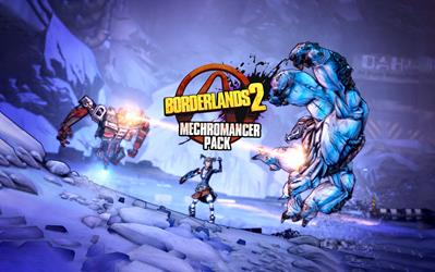 Borderlands 2 - Mechromancer Pack (DLC) cover