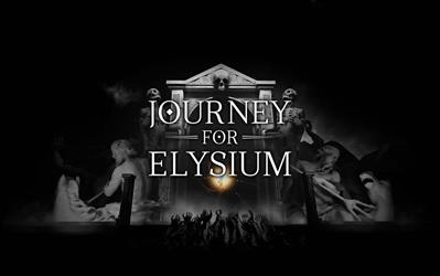 Journey For Elysium cover
