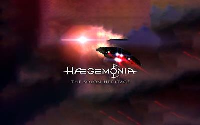 Haegemonia - The Solon Heritage cover