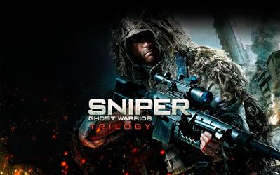 Sniper: Ghost Warrior Trilogy cover