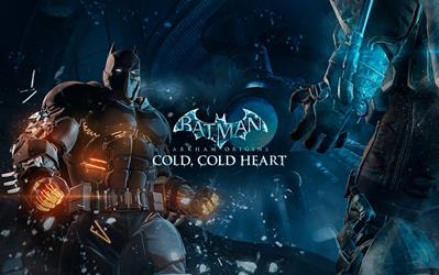 Batman Arkham Origins - Cold, Cold Heart (DLC)