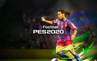 eFootball PES 2020 - Legend Edition cover