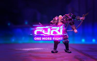Furi One More Fight (DLC)