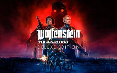 Wolfenstein: Young Blood Deluxe cover