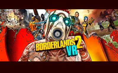 Borderlands 2 VR cover
