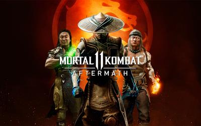 Mortal Kombat 11 - Aftermath + Kombat Pack Bundle cover