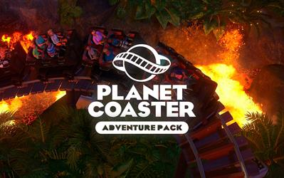Planet Coaster - Adventure Pack (DLC) cover
