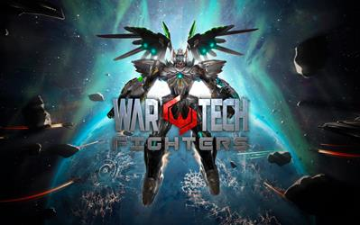 War Tech Fighters cover