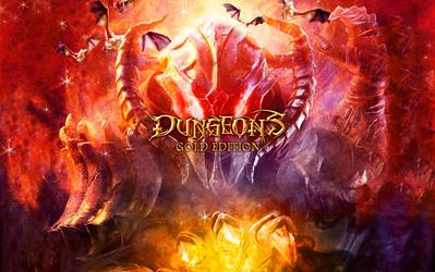 Dungeons Gold Edition cover