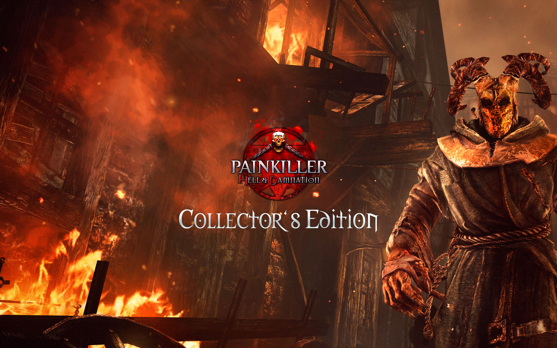 Painkiller Hell & Damnation Collectors' Edition
