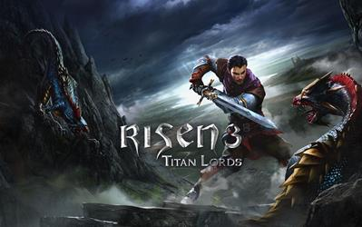 Risen 3 - Titan Lords cover