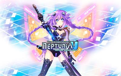 Hyperdimension Neptunia U: Action Unleashed cover