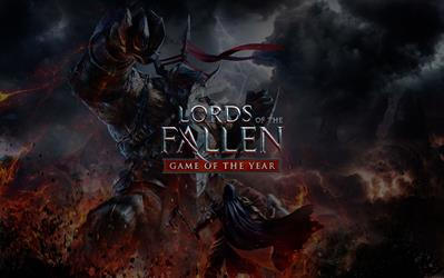 Lords of the Fallen Game of the Year Edition cover