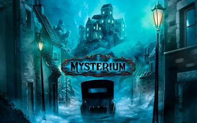 Mysterium: A Psychic Clue Game cover