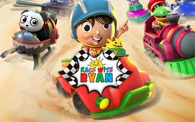 Race With Ryan cover