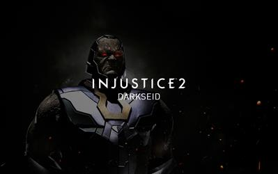 Injustice 2 - Darkside