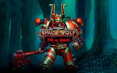Warhammer 40,000: Space Wolf - Fall of Kanak (DLC) cover
