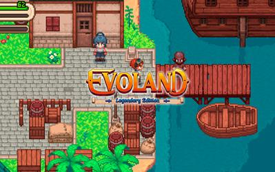 Evoland - Legendary Edition cover