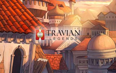 Travian: Legends cover