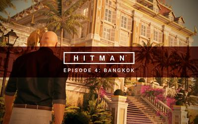 Hitman - Episode 4: Bangkok cover