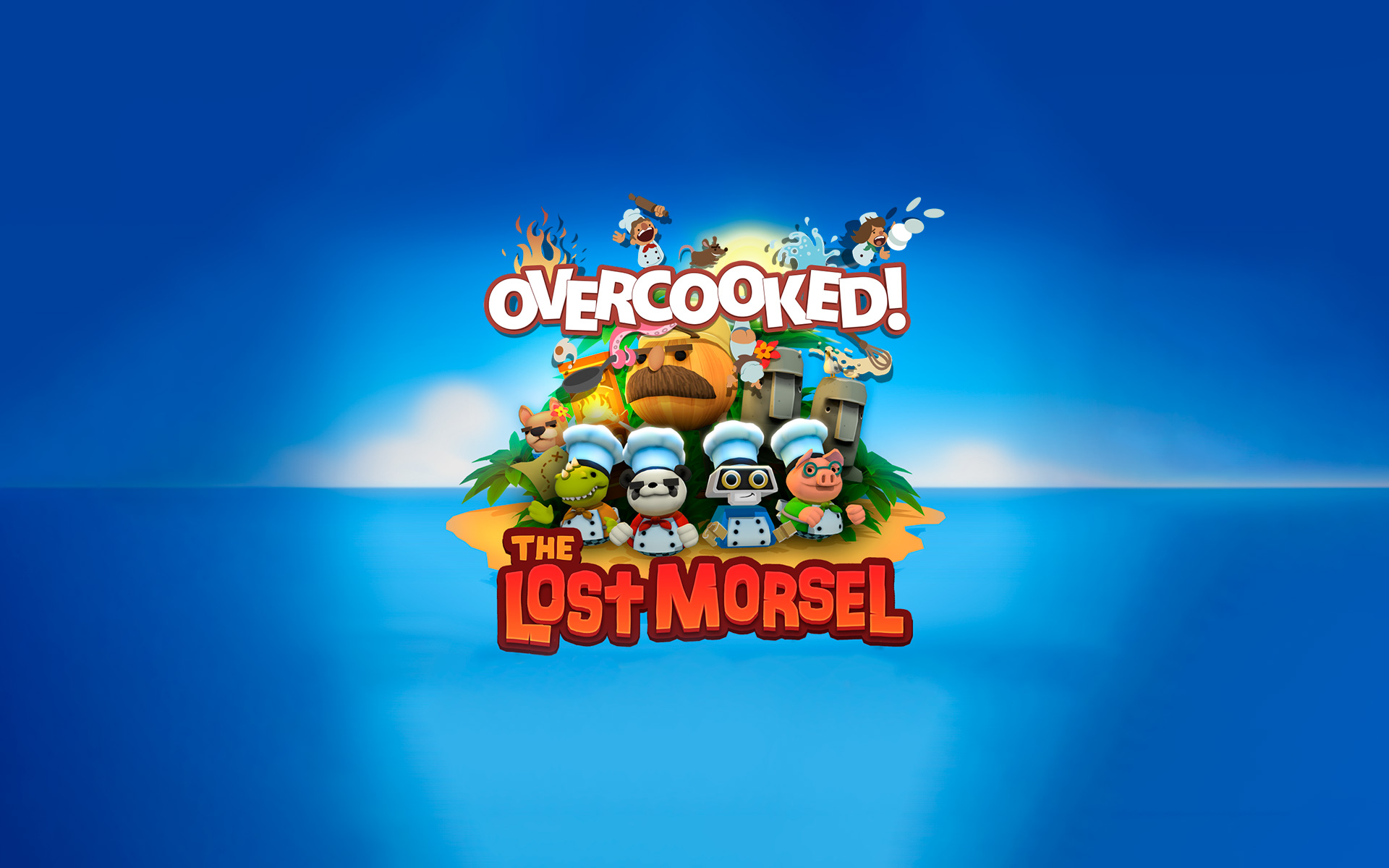 Overcooked The Lost Morsel (DLC)