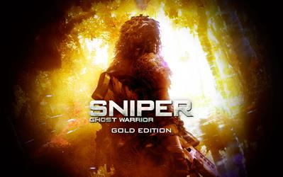 Sniper: Ghost Warrior - Gold Edition cover