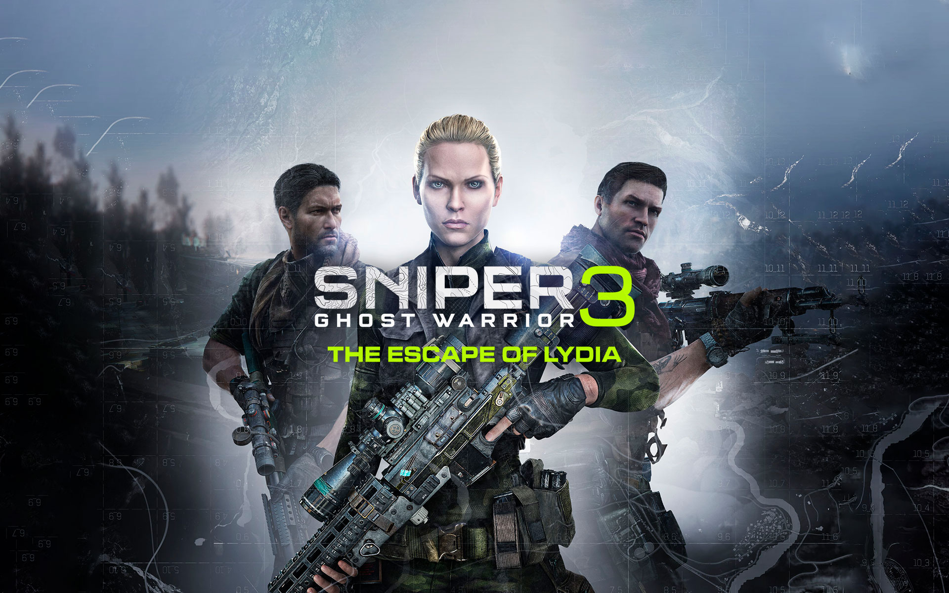 Sniper Ghost Warrior 3 - The Escape of Lydia (DLC)
