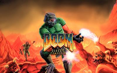 Doom Classic Complete cover