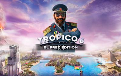 Tropico 6 El Prez Edition cover