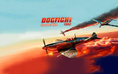 Dogfight 1942 - Fire over Africa (DLC) cover