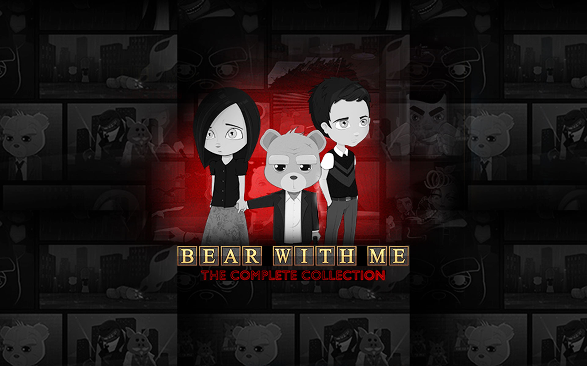 Bear With Me: The Complete Collection cover