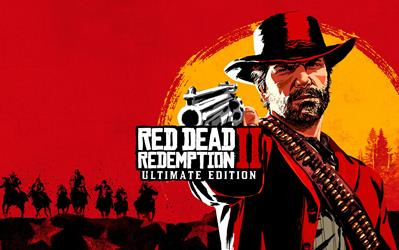 Red Dead Redemption 2: Ultimate Edition cover