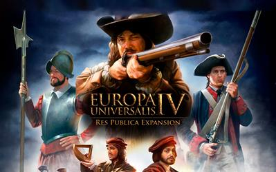 Europa Universalis IV: Res Publica Expansion cover