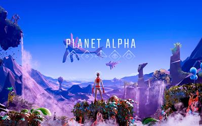 Planet Alpha cover