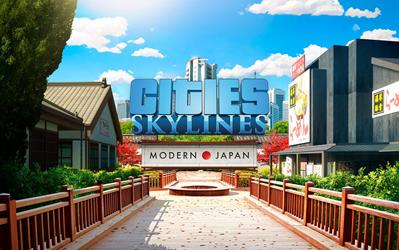 Cities: Skylines - Content Creator Pack: Modern Japan cover