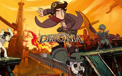 Deponia cover